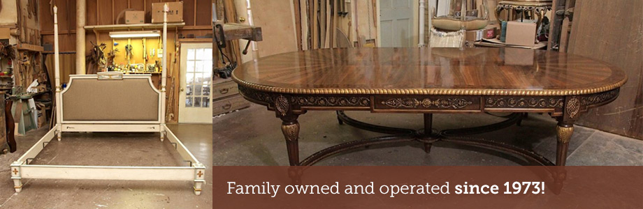 New Orleans Antique Furniture Restoration U0026 Furniture Design